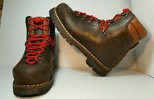 Vtg Mens Alico Mountaineering Guide Hiking Boots sz 10.5 W Excellent Condition
