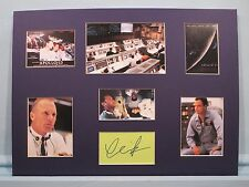 Apollo 13 starring Tom Hanks & directed by Ron Howard & Kevin Bacon autograph