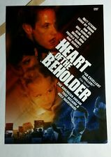 HEART OF THE BEHOLDER LETSCHER PHOTO MOVIE 5x7 FLYER MINI POSTER (NOT A movie )