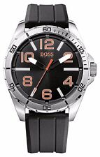 Hugo Boss Orange 1512943 Men's Stainless Steel Case Black Dial Quartz Watch