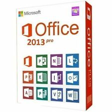 Office Professional Plus 2013 - 32/64 - Licenza originale per 3 PC