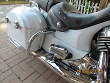 Indian Motorcycle's Rear Highway Bars Chrome Chief/Chieftain 2014 15