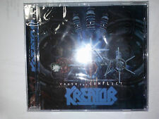 KREATOR Cause For Conflict CD FACTORY SEALED NEW 1995 Noise USA N0260-2UX
