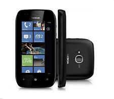 Nokia Lumia 710 8GB Black (Unlocked) Windows 7.0 Wifi GPS Free Shipping