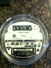 GE Electric Watthour meter KWH I70S  Brand new FREE SHIPPING 721X070794