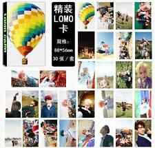 30pcs set Kpop BTS Collective YOUNG FOREVER Photo Picture Poster 2016 Lomo Cards