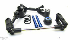 E-MAXX Brushless STEERING SET (Bellcranks, servo saver, toppers) Traxxas 3908