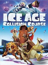 Ice Age : Collision Course (DVD 2016) New * Family, Animation* NOW SHIPPING !!