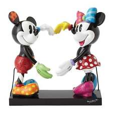 Disney By Britto Mickey & Minnie Mouse Figurine New Boxed 4055228