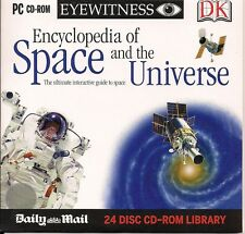 Dorling Kindersley PC CD-ROM Enciclopedia dello spazio e dell' universo