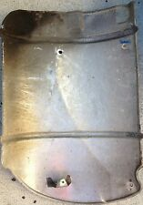 PORSCHE 944 TURBO & S2 MUFFLER EXHAUST HEAT SHIELD USED