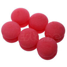 6 pcs Soft Balls Soft Sponge Hair Care Curler Rollers Hair Styling