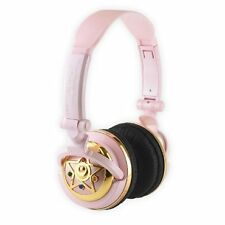 Sailor Moon compact stereo headphone Crystal Star compact