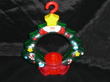 Fisher Price Little People Christmas Tree Star Ornament