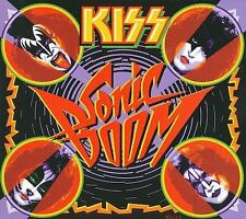 KISS - Sonic Boom - 3 Disc Set - 2 CDs + 1 DVD