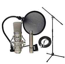 CAD MIC GXL2200SP Studio Recording Pack JamStands 25' XLR Cable