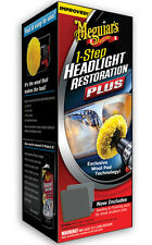MEGUIARS ONE-STEP PHARE RÉPARATION KIT NEUF EN STOCK