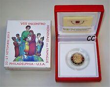 Vaticaan 2015 2€ PROOF '8e Wereldgezinsdagen gehouden in Philadelphia'