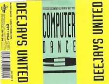 Deejays United Computer dance 9 (#zyx/dst1109) [Maxi-CD]