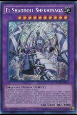 *** EL SHADDOLL SHEKHINAGA *** SECRET RARE 3 AVAILABLE! MP15-EN161 NM YUGIOH!