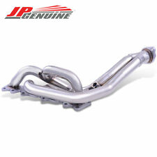 STAINLESS STEEL MANIFOLD EXHAUST HEADER - BENZ W202/W203 C220/C230/SLK230 4CYL