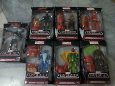 Marvel Avengers 6 inch Infinite Legend Wave 3 BAF Hulkbuster Set of 7 Clearance