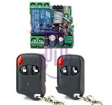 Universal 12V DC ON-OFF Remote Control Wireless 12V Output Relay Switch