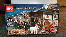 Lego 4193 Pirates of the Caribbean The London Escape New in Sealed Box