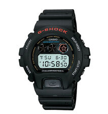 Casio DW6900-1V, G-Shock Chronograph Watch, Resin Band, Alarm, 200 Meter WR