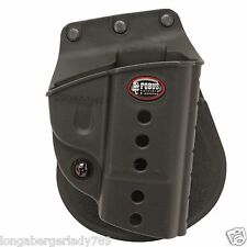 FOBUS PADDLE HOLSTER FOR SMITH & WESSON S&W M&P TACTICAL PISTOL CONCEAL CARRY