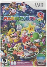 Mario Party 9 - Nintendo Wii