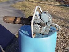 Homelite ZIP collectible chainsaw RARE model vintage antique chain saw