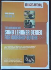 Musicademy Song Learner Series for Worship Guitar Volume 3 dvd Music Academy