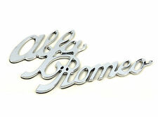 Genuine NEW ALFA ROMEO script di avvio Badge 146 147 156 159 SPIDER GIULIA GT MITO