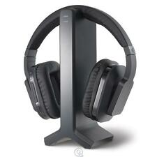 The Hammacher Schlemmer Long Range Wireless TV Headphones 2.4GHz Digital