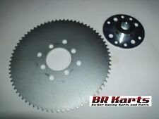 "GO KART SPROCKET AND HUB FOR 3/4"" AXLE 72 TOOTH FOR #35 CHAIN"