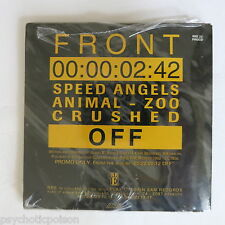 "FRONT 242 – OFF   Red Rhino Europe – RRE 22 PROCD  PROMO 3""-CD STILL SEALED ✿✿✿"