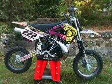CUSTOM GRAPHIC KIT for pit bike - NEON STYLE- select model below