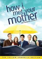 HOW I MET YOUR MOTHER: THE COMPLETE SEASON 8 (DVD, 2013, 3-DISC SET)