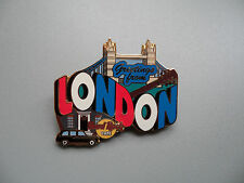 HARD ROCK CAFE LONDON 2004 - GREETINGS FROM SERIE,S PIN