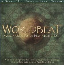HUFF, DAVID LYNDON-WORLDBEAT CD NEW