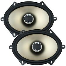 "Polk DB571 5x7"" 150w 2 Way Car Speakers with GEN POLK WARR"