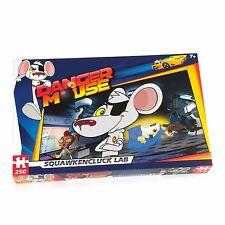 Danger Mouse Squawk Ken Cluck Lab 250 Piece Jigsaw Puzzle