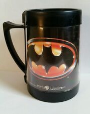 BATMAN Mug DC Comics 1989 / McDonalds Japan Market ~ Ray Rohr Cosmic Artifacts