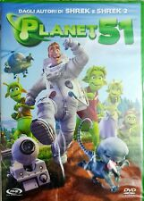 Planet 51 (2009) DVD Sigillato