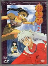 dvd INUYASHA DYNAMIC II STAGIONE - VOL. 3  ( EPISODI 36 - 39 )