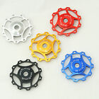 Pair Jockey Wheels Derailleur Mech CNC Pulley Shimano SRAM red gold blue SEALED