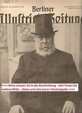 1940 Geburtstagszeitung Zeitung vom / zum 76. Geburtstag Geschenk Weltkrieg WW 2