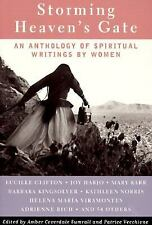Storming Heaven's Gate: An Anthology of Spiritual Writings by Women, Sumrall, Am
