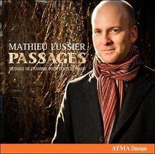 Mathieu Lussier: Passages CD NEW